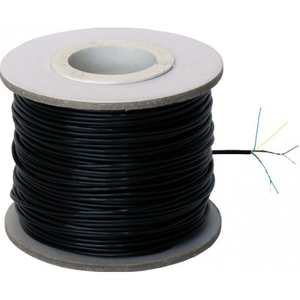 Power Link Cable 4 Cores Black100m