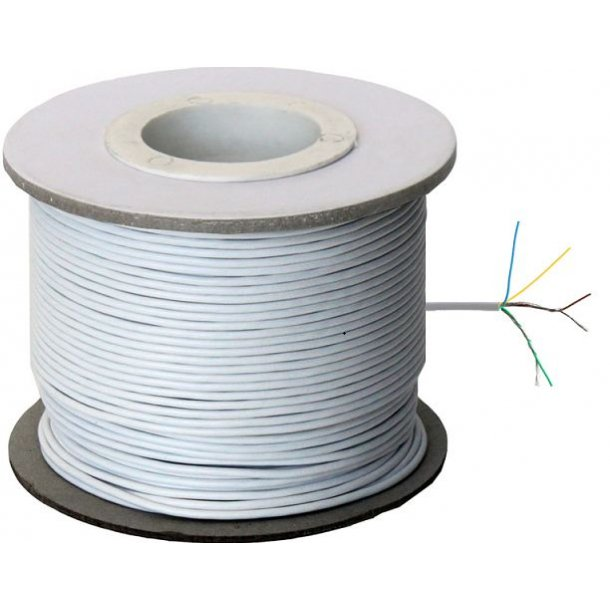 Power Link Cable 4 Cores White100m