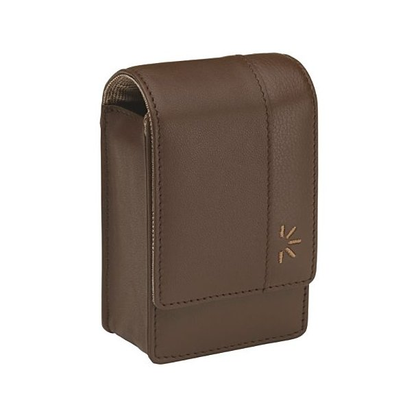 Case Logic Camers Case LDC2M small Brown (leather)