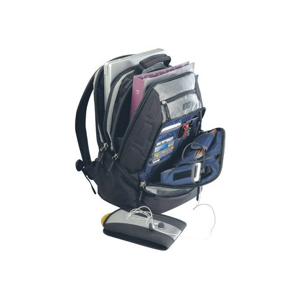 Case Logic NBP3S PC Backpack Silver