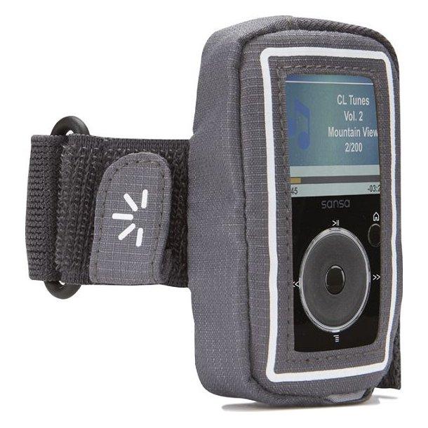 Case Logic MP3 afspiller taske,medium i grå