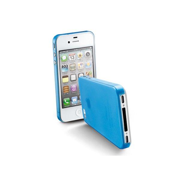 Cover til iPhone 5 i blå