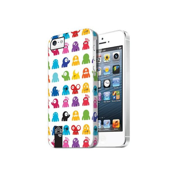 Little Monster In  i hvidtil iPhone