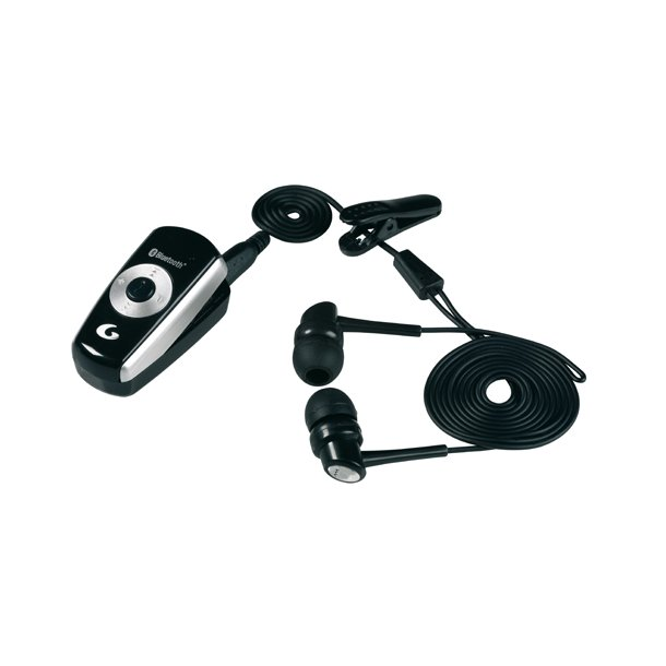 BT Stereo headset with clip