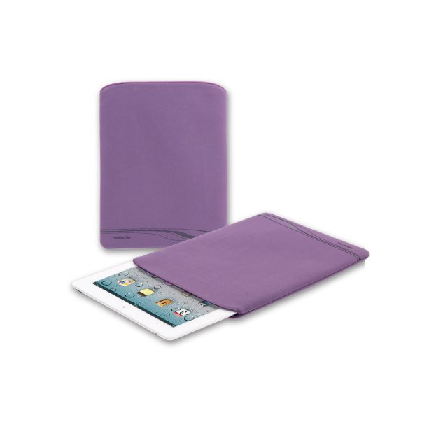 SLEEVE CASE FOR IPAD 2, VIOLET