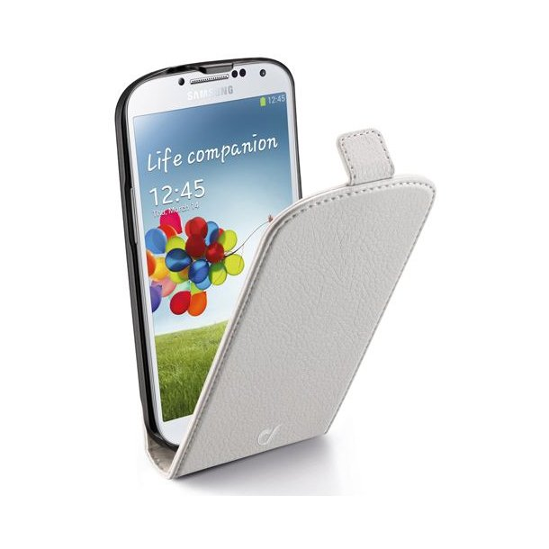 FLAP ESSENTIAL GALAXY S4 WHITE