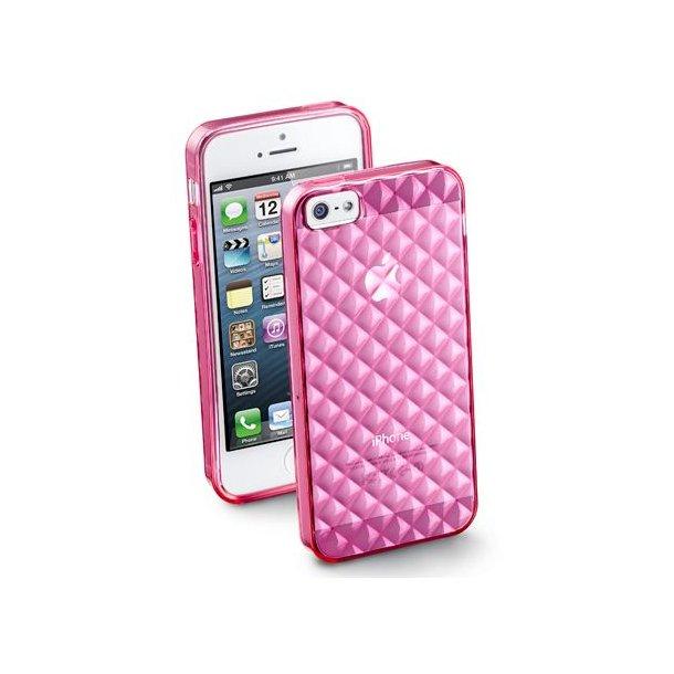 Glam til iPhone 5 i pink