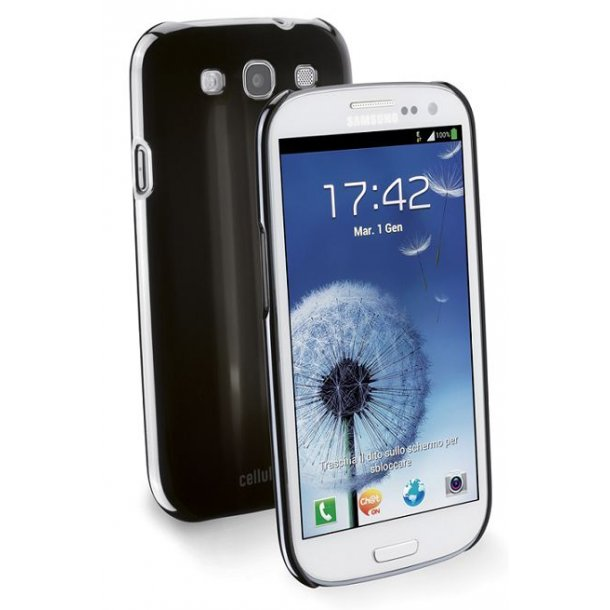 Glossy Slim til Galaxy S3i sort    1