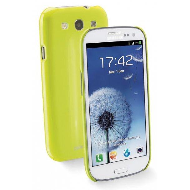 Glossy Slim til Galaxy S3Lime    1