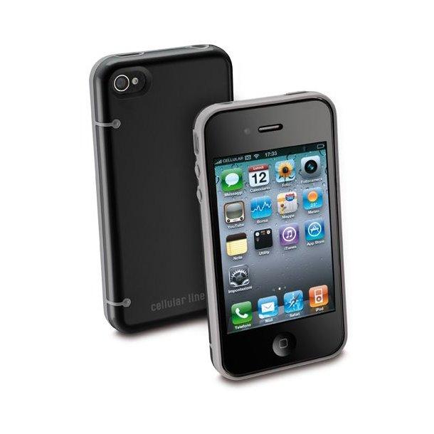 Hug iPhone4, i sort    1