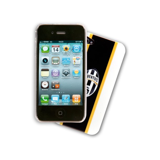Juventus FC Official CoveriPhone 4S/4    1