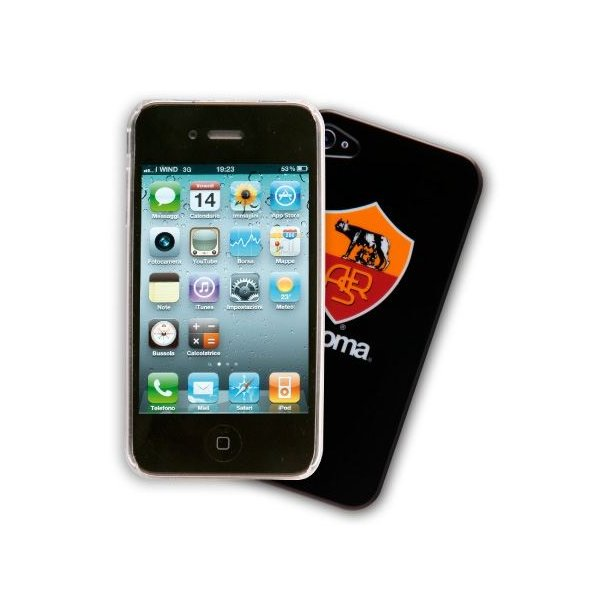 AS Roma Official CoveriPhone 4S/4 1