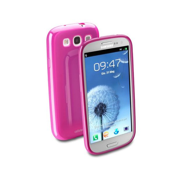 Shocking Cases, i pinkSamsung Galaxy S3