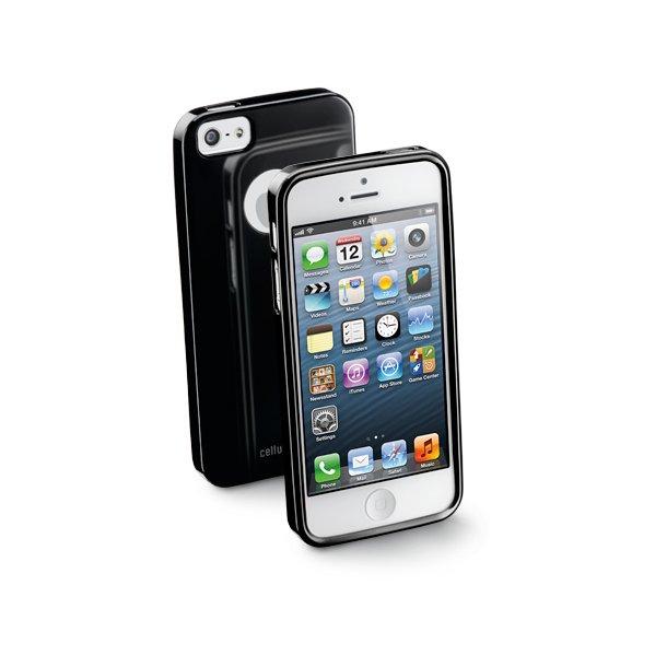Shocking Cases til iPhone® i sort