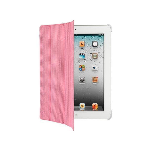 Smart Case Grip iPad 2/3 Pink