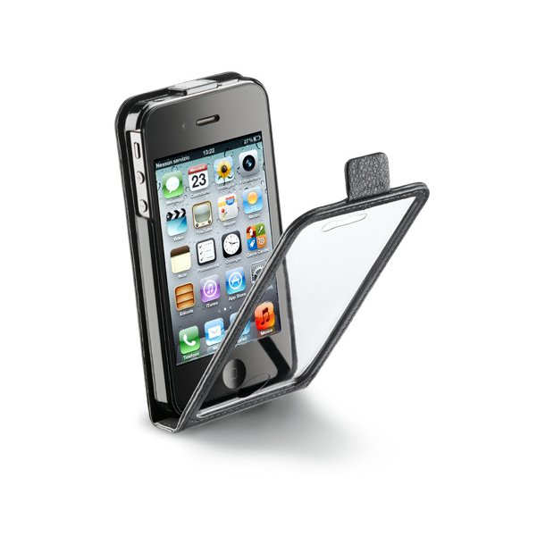Ecoleather Case til iPhone4S/4    1