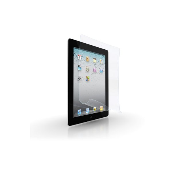 CLEAR GLASS FOR IPAD 2