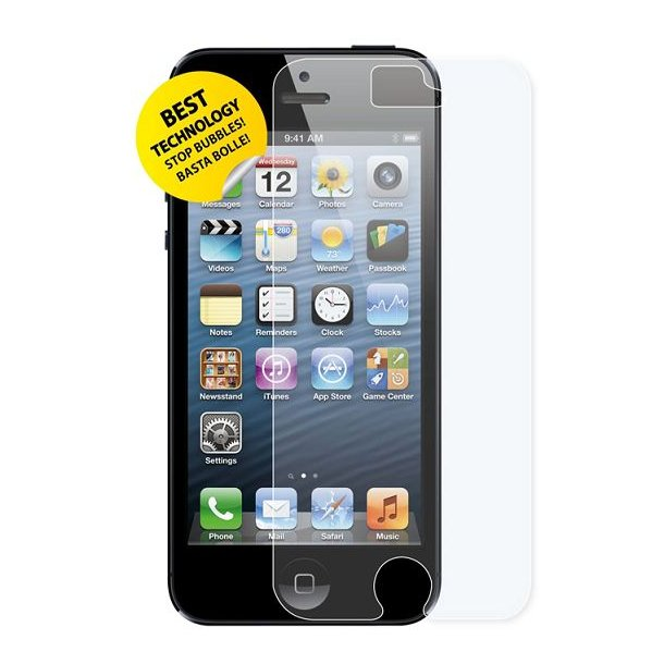 Clear Glass iPhone 5