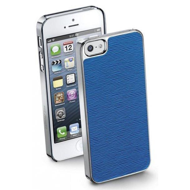 Style til iPhone 5 i blå