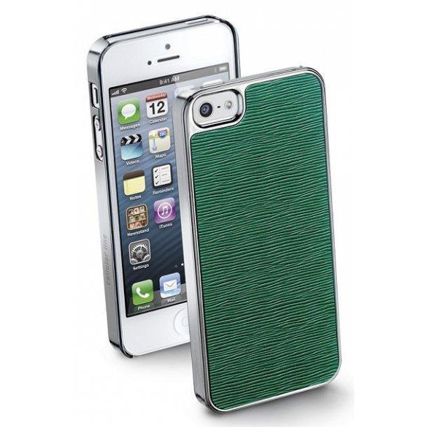 Style til iPhone 5 i grøn