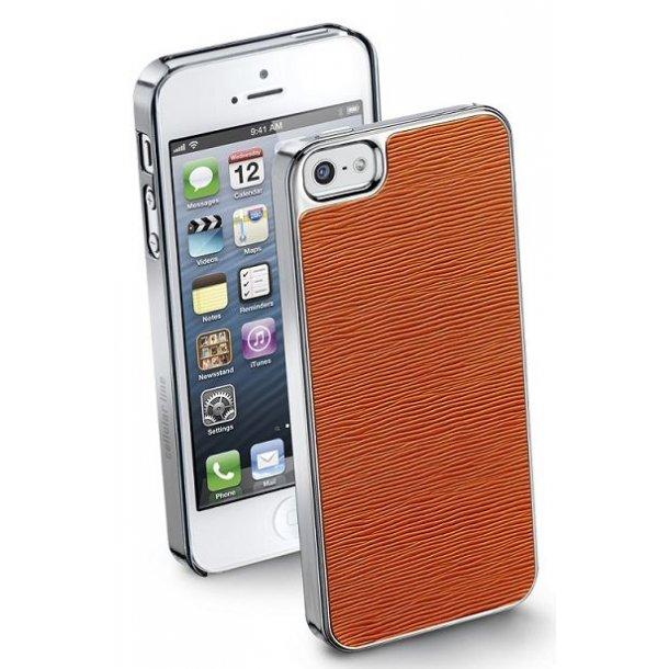 Style til iPhone 5 i orange