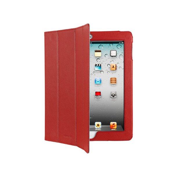 VISION ESSENTIAL iPad 2/3 i rød