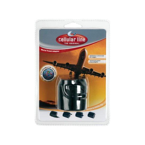 Travel plug adaptor    1