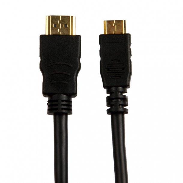 Sinox HDMI Mini Cable 1.4 Gold1.5m