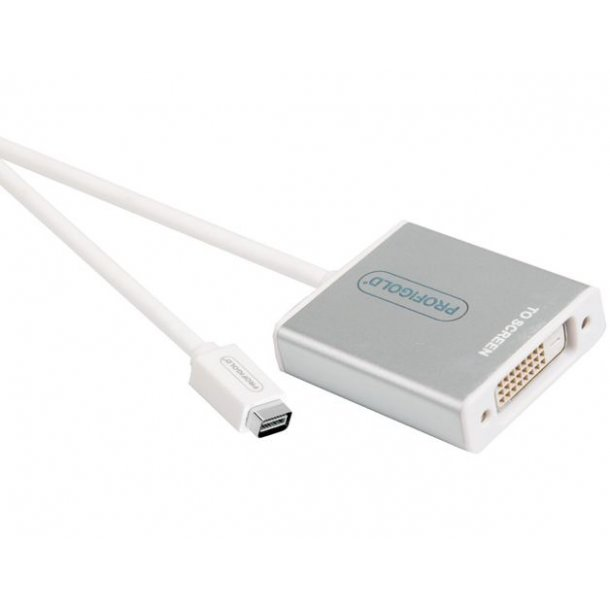 Mini Displayport til DVI-D
