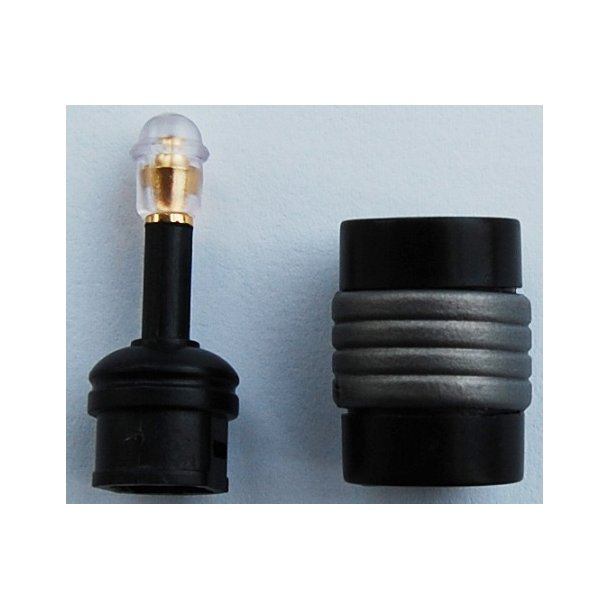 Sinox Optical Adapter kit3.5mm-TOS Adapt; TOS Coupler