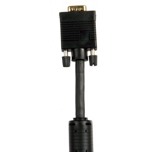 Sinox VGA Cable HD15 5.0mM - M