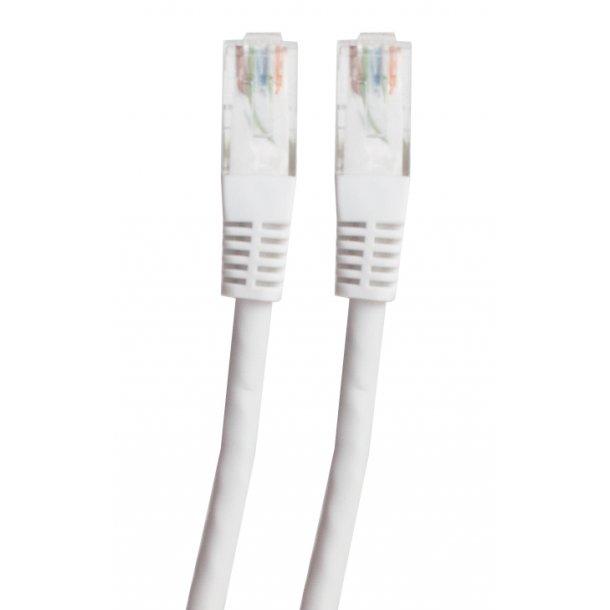 Sinox UTP Patch Cat 6e White 0.5m