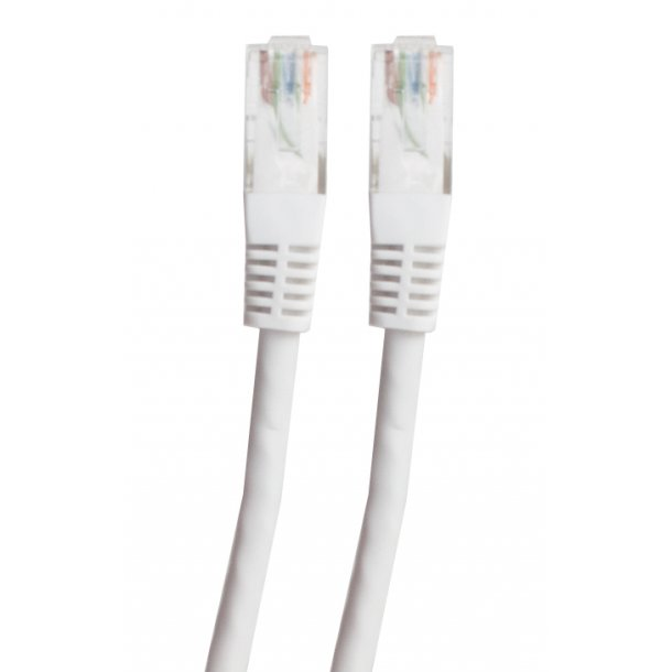 Sinox UTP Patch Cat 6e White 5.0m
