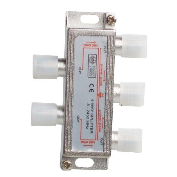 Sinox Satellite Splitter 4-Way
