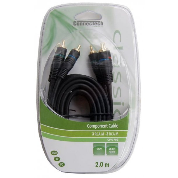 Sinox Component Video Cable 2.0m