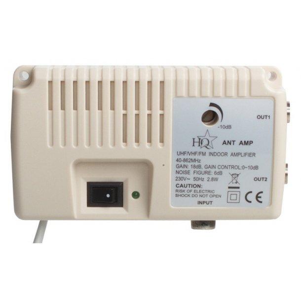 Sinox Antenna Amplifier 2-Ways