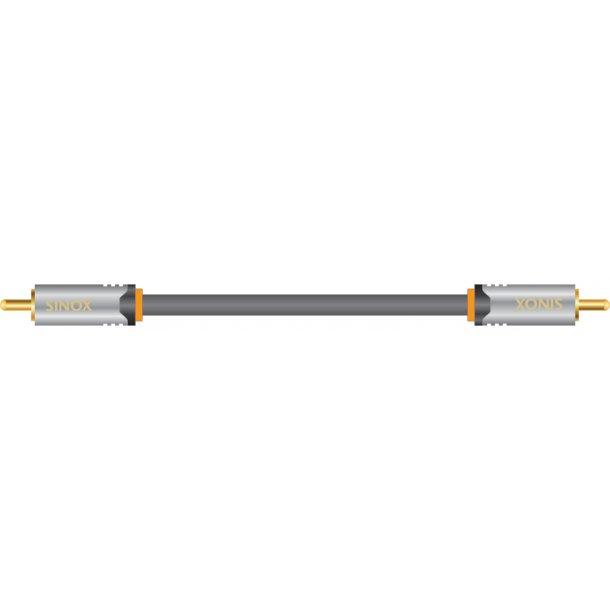Sinox HDpremium DigitalCoaxial Audio Cable 1.5m