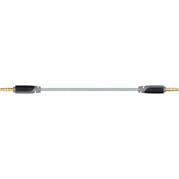 Sinox Plus 3.5mm Audio Cable3.5mm St. M - 3.5mm St M 1.0m