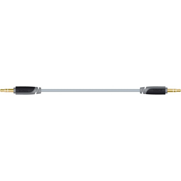 Sinox Plus 3.5mm Audio Cable3.5mm St. M - 3.5mm St M 5.0m