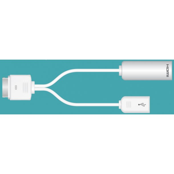 Sinox Plus iPod to HDMI and USB